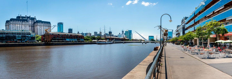 Tour de bicicleta pelo Norte de Buenos Aires