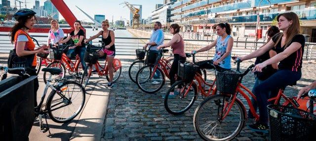 Tour en bicicleta por el Sur de Buenos Aires