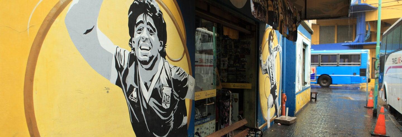 Tour de Diego Maradona