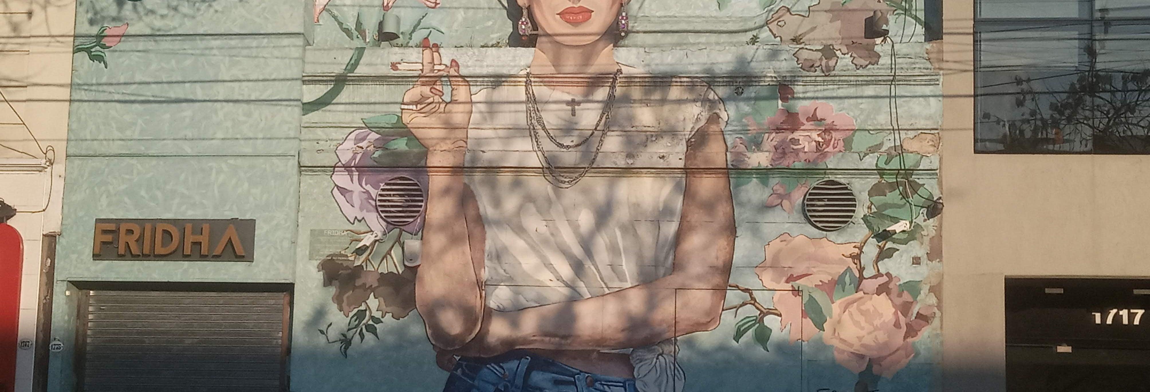 Tour del grafiti por Buenos Aires