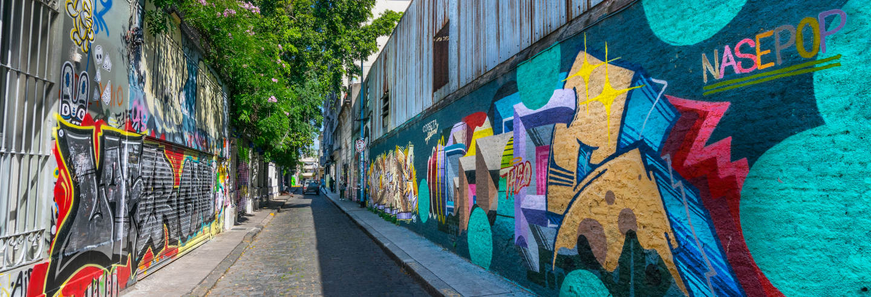 Tour de street art por Buenos Aires