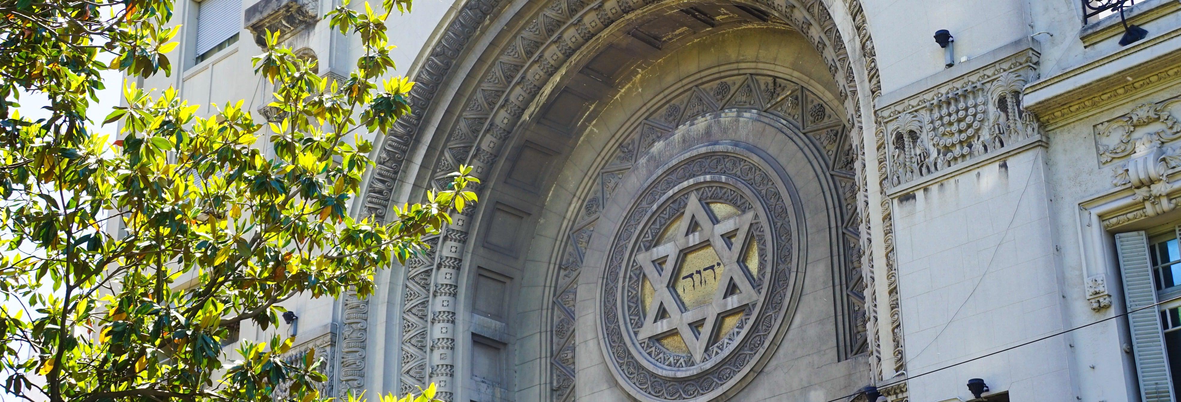Tour privado pelo passado judaico de Buenos Aires