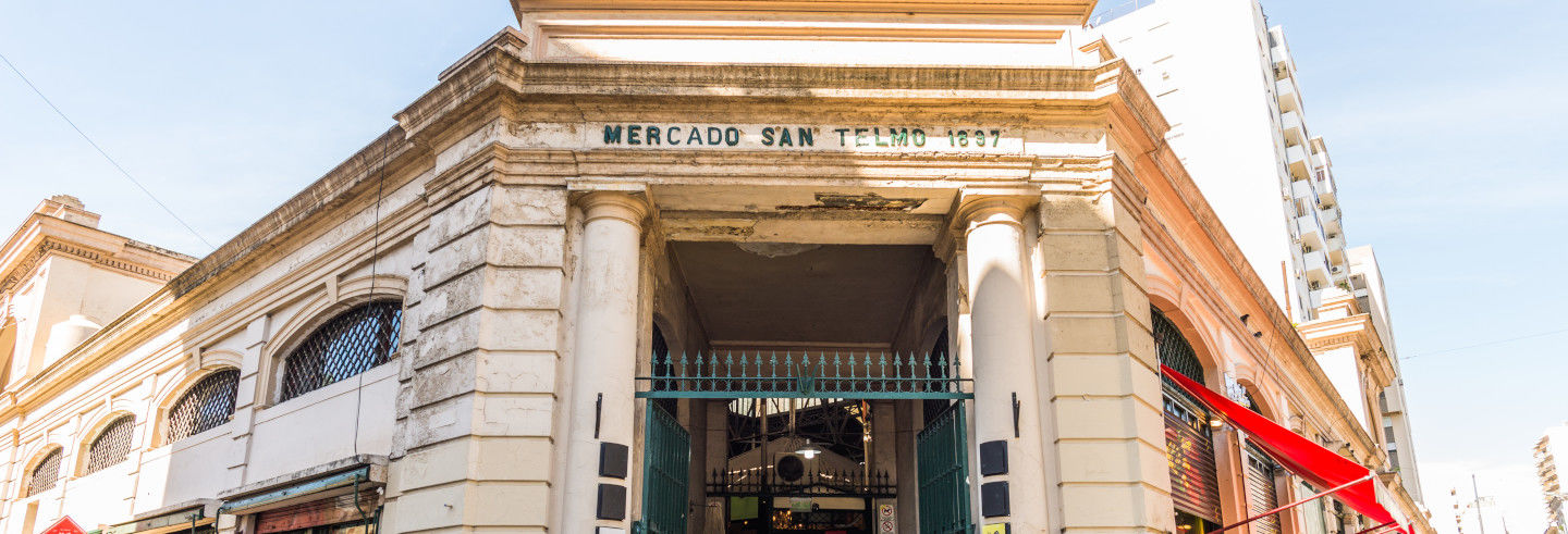 Tour pelo Mercado de San Telmo