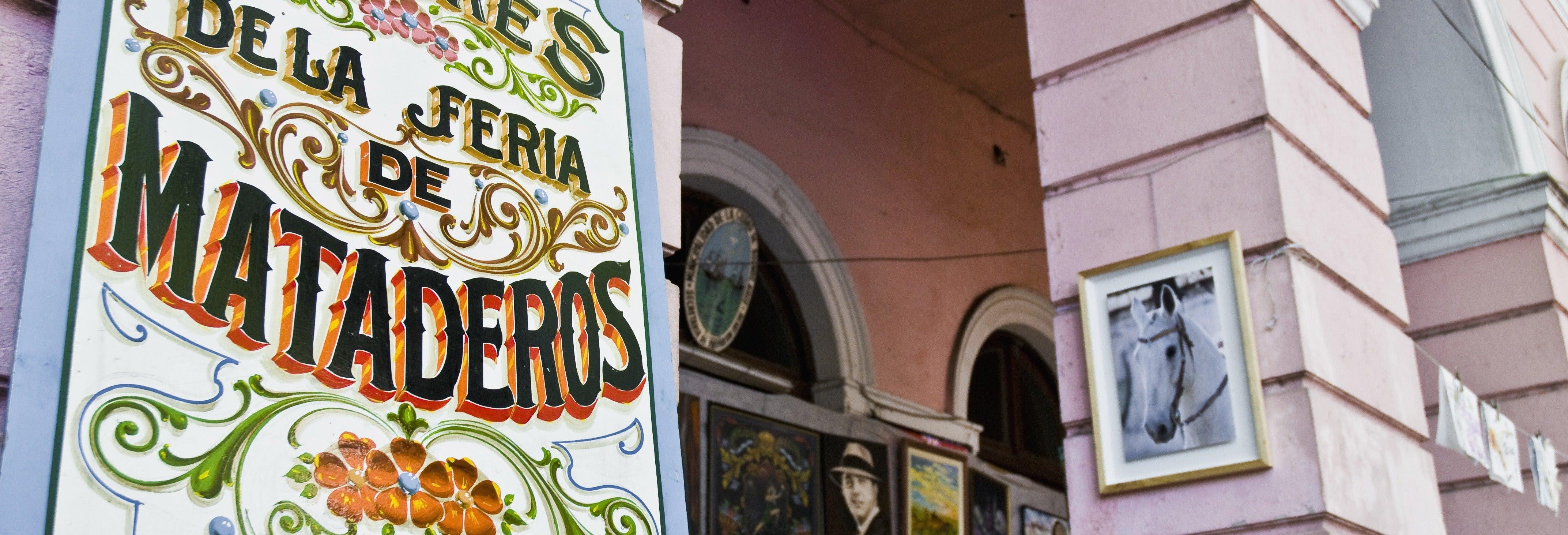 Tour della Feria di San Telmo e Mataderos