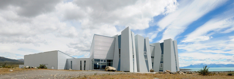 Entrada al Glaciarium