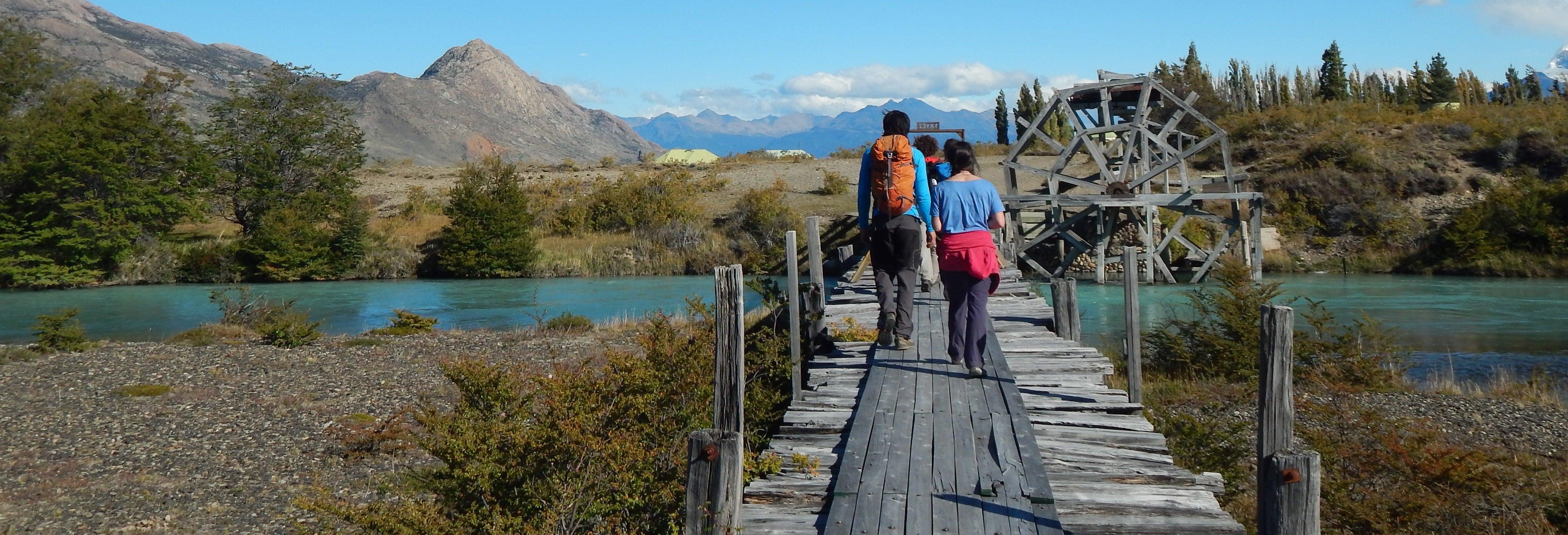Estância Cristina + Barco pelo glaciar Upsala