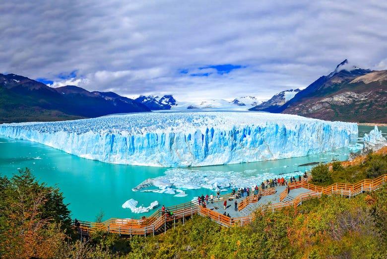 Excursi 243 N Al Glaciar Perito Moreno Por Libre Desde El Calafate