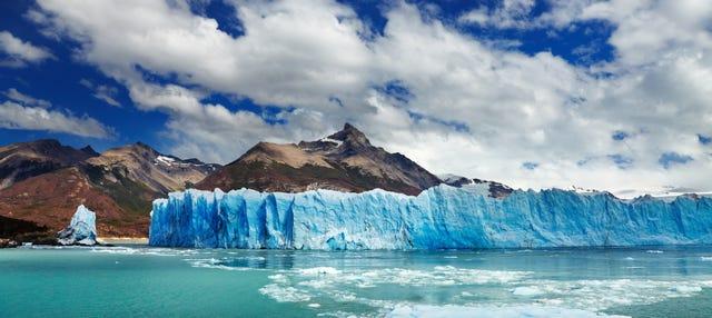 Kayak por el glaciar Perito Moreno