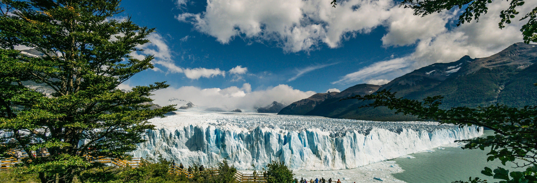 Balade en bateau sur le lac Argentino