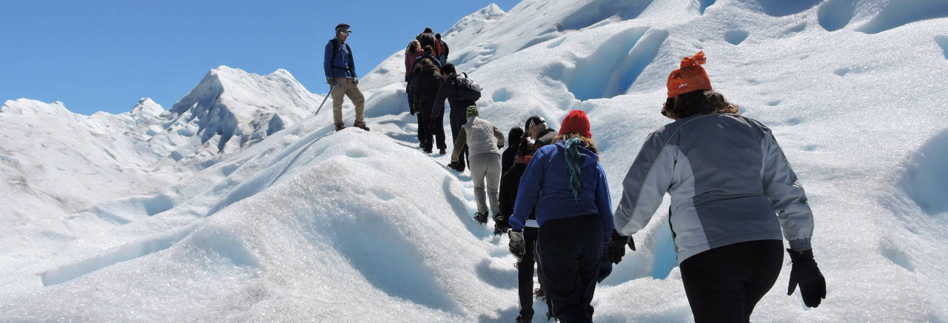 Randonnée au glacier Perito Moreno