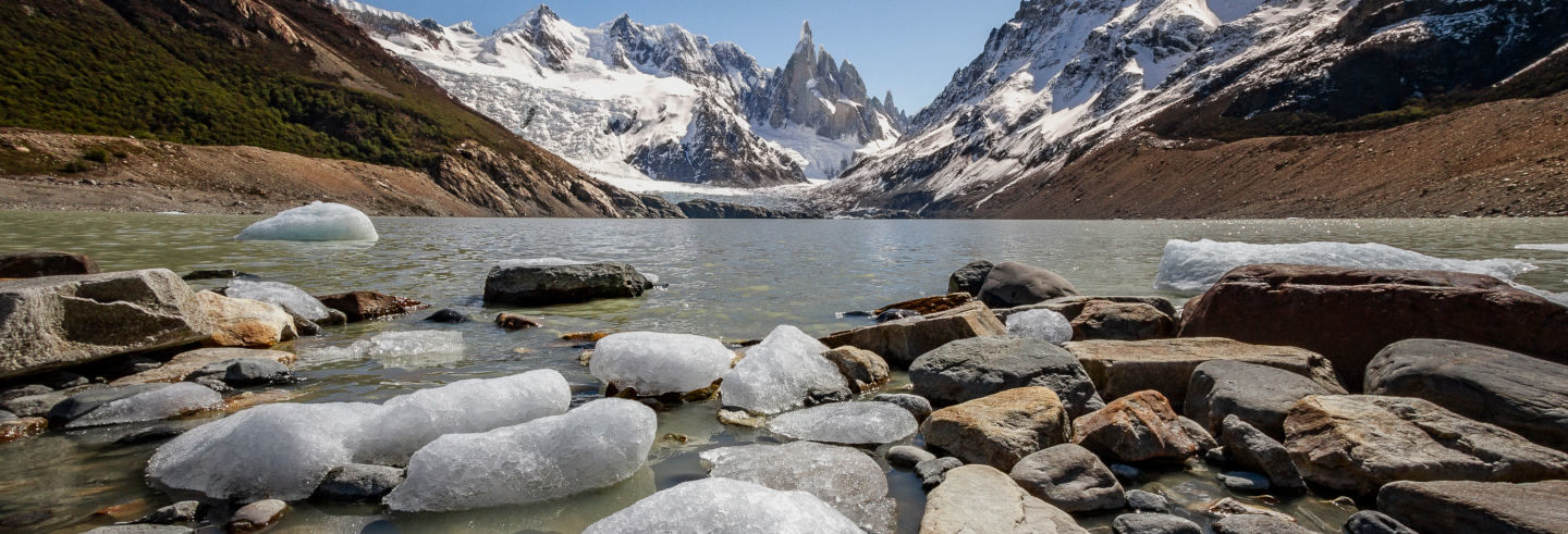 Randonnée dans la Laguna Torre