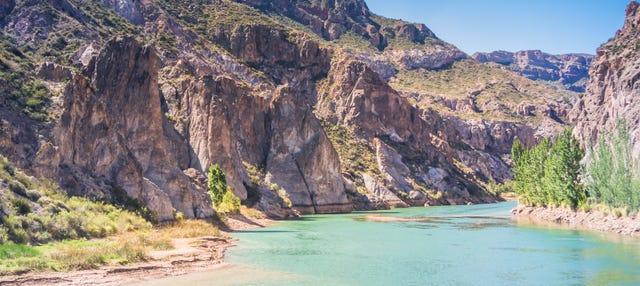 Excursión al Cañón del Atuel y Valle Grande