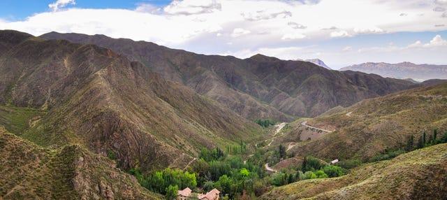 Excursión a la Reserva Villavicencio