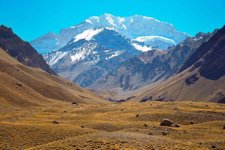 ,Excursión a los Andes