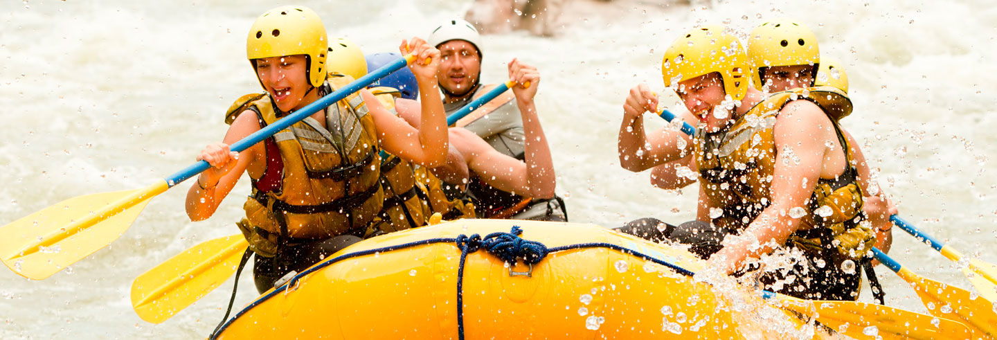 White Water Rafting on Mendoza River