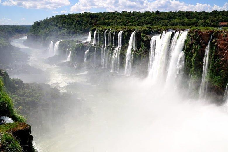 ,Excursión a Cataratas de Iguazú