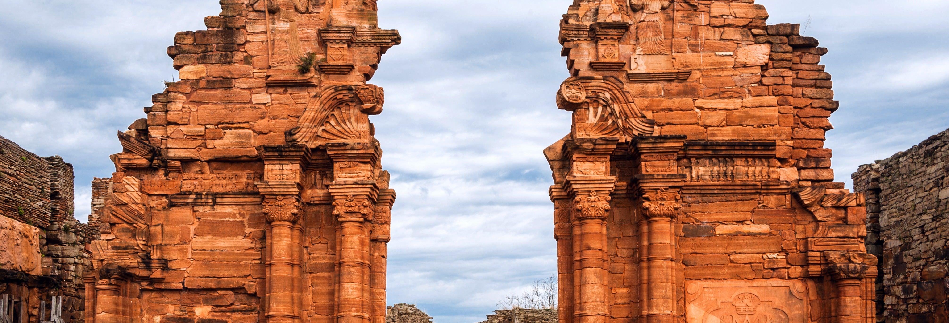 Excursión a las ruinas de San Ignacio y las minas Wanda