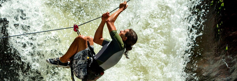 Tour de aventura por la Selva de Iguazú