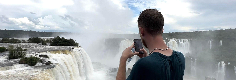 Cataratas do Iguaçu (lado brasileiro)