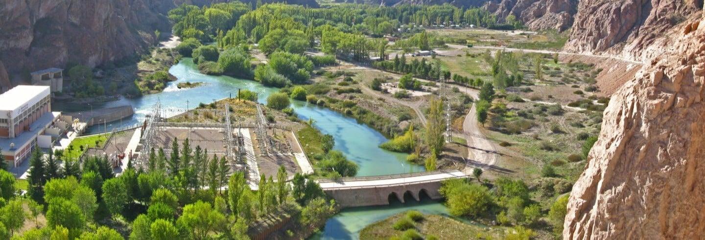 Florentino Ameghino Dam Trip