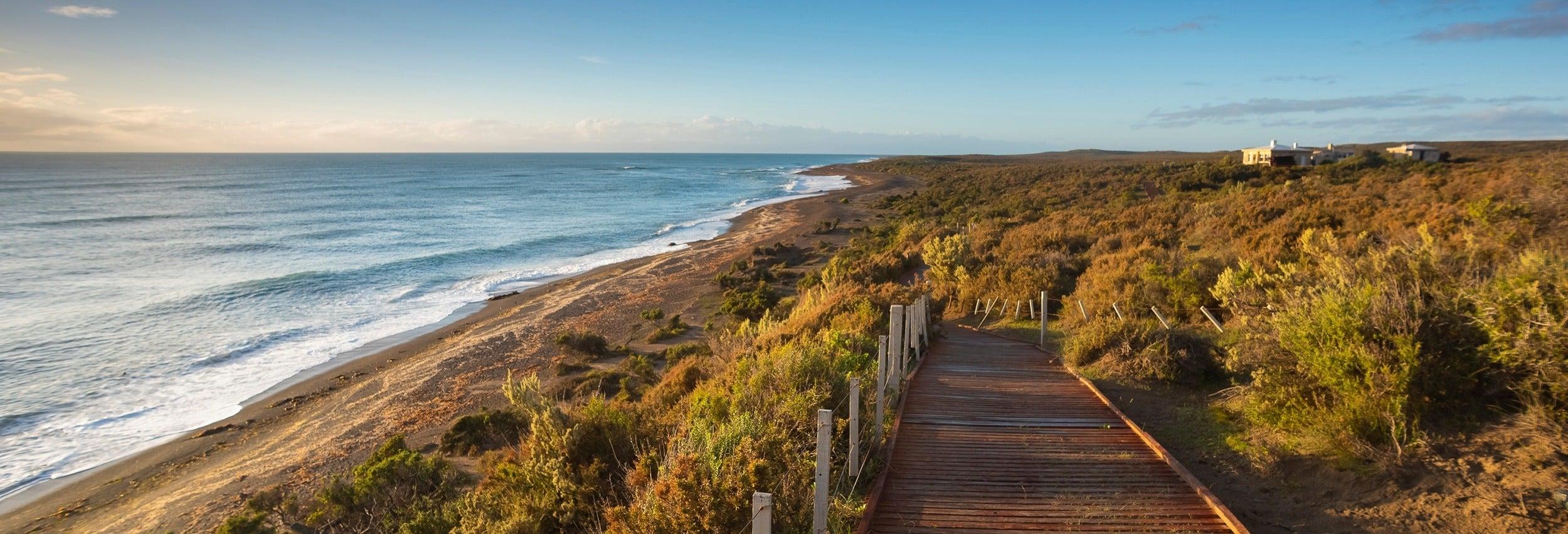 Excursión al norte de la Península Valdés