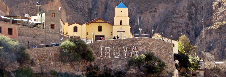 Excursión a Humahuaca e Iruya