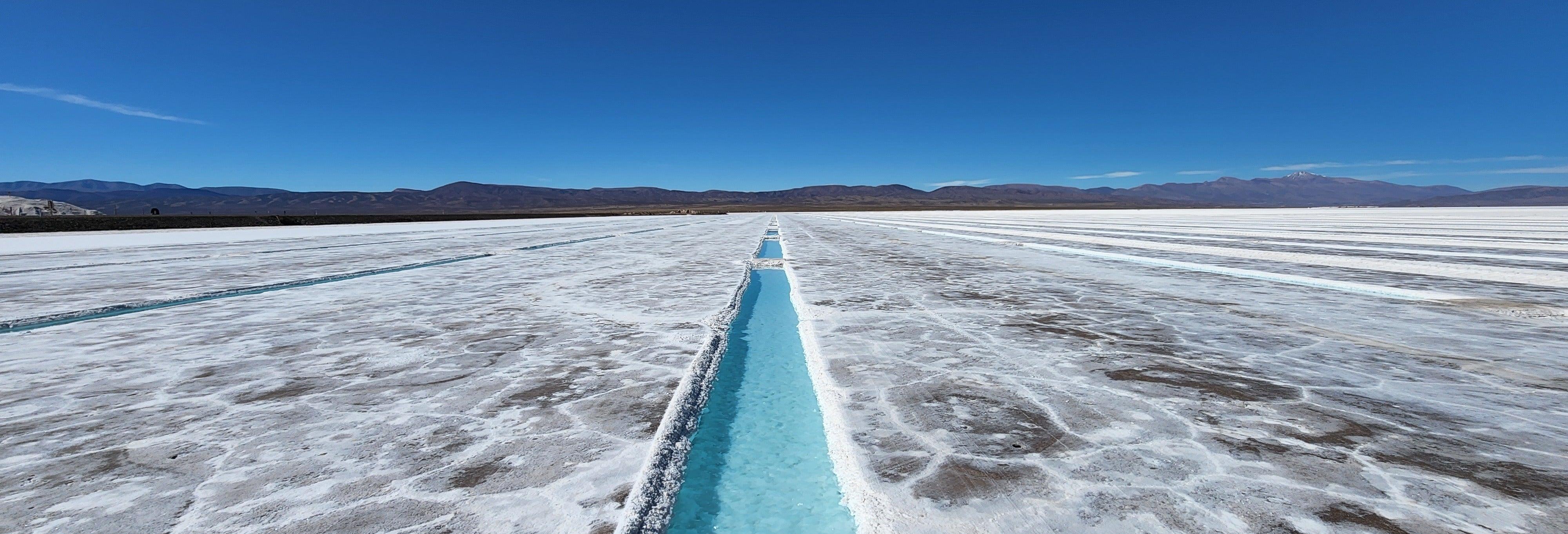 Excursión a las Salinas Grandes