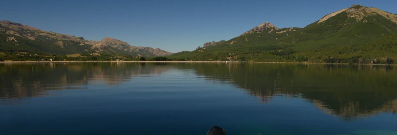 Excursão a Villa Meliquina e lago Filo Hua Hum