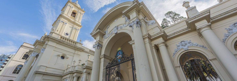 Visita guiada por San Salvador de Jujuy