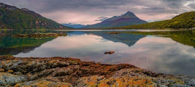 Trekking por Tierra del Fuego
