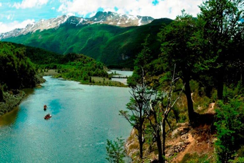 ,Excursión a Parque Nacional de Tierra del Fuego