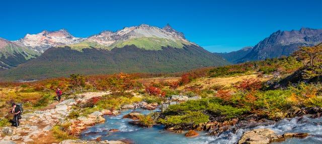 Tierra del Fuego, Tren del Fin del Mundo y Canal Beagle