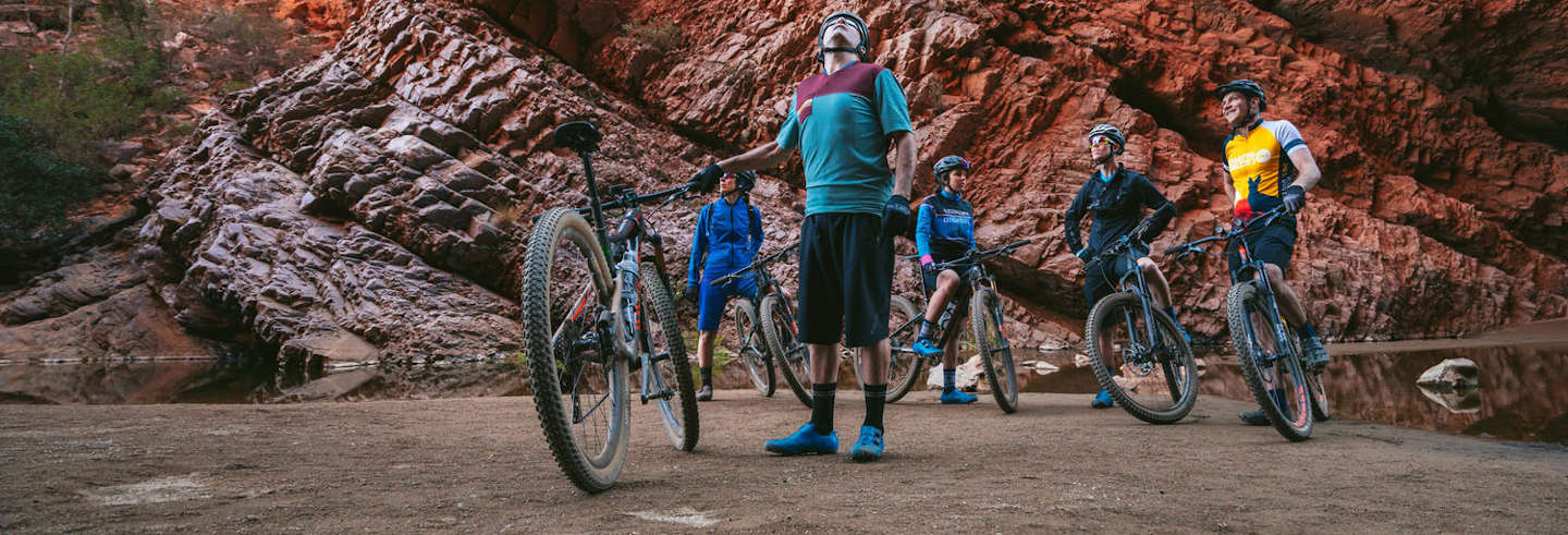 Alquiler de bicicleta en Alice Springs