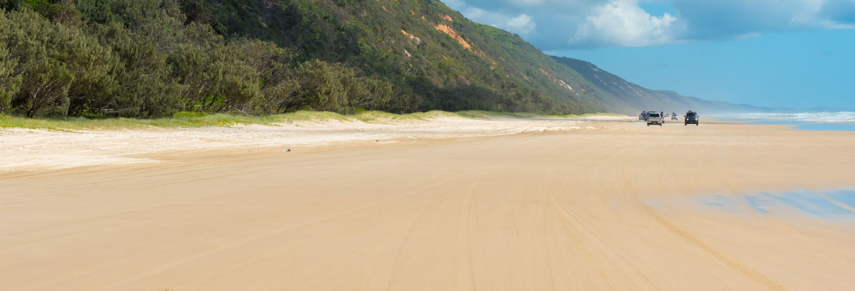 Fraser Island 2 Day Tour