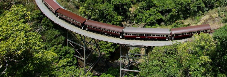 Kuranda Skyrail & Train