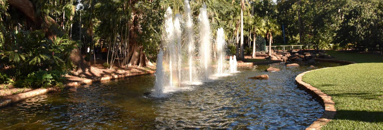Visite guidée dans Darwin