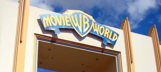 Entrada a Warner Bros. Movie World