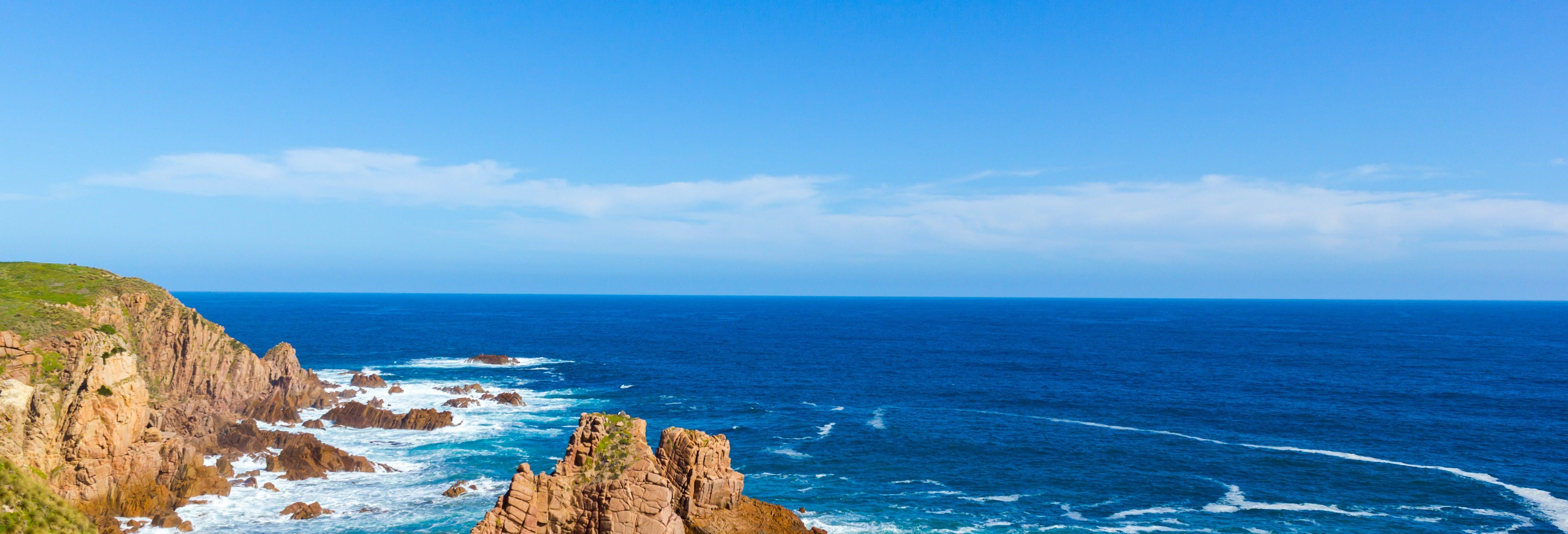 Passeio de barco pela Ilha Phillip