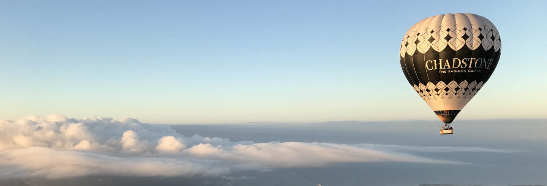 Tour en montgolfière en Tasmanie au lever du soleil
