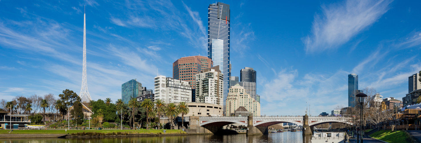 Eureka Tower Skydeck and Queen Victoria Market Tour