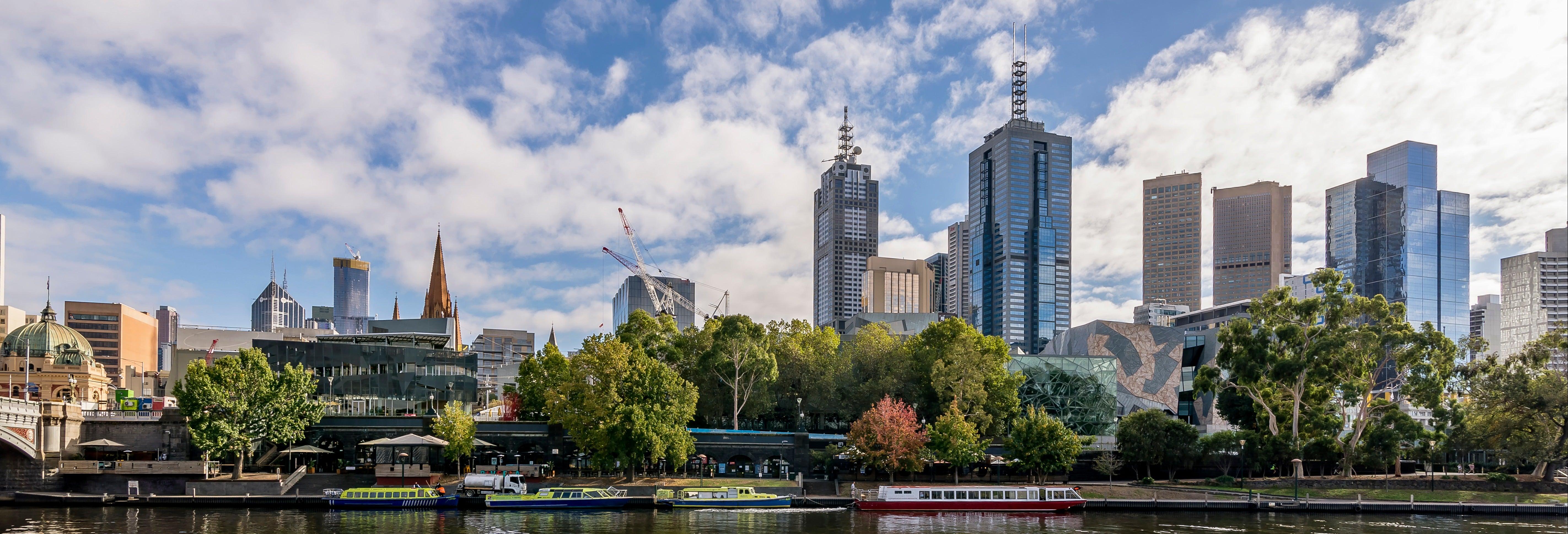Paseo en barco por Melbourne