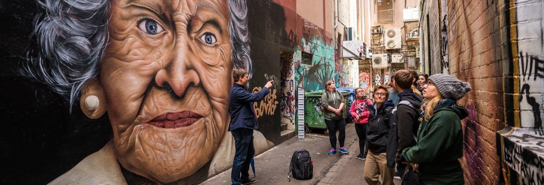 Melbourne Alternative Walking Tour