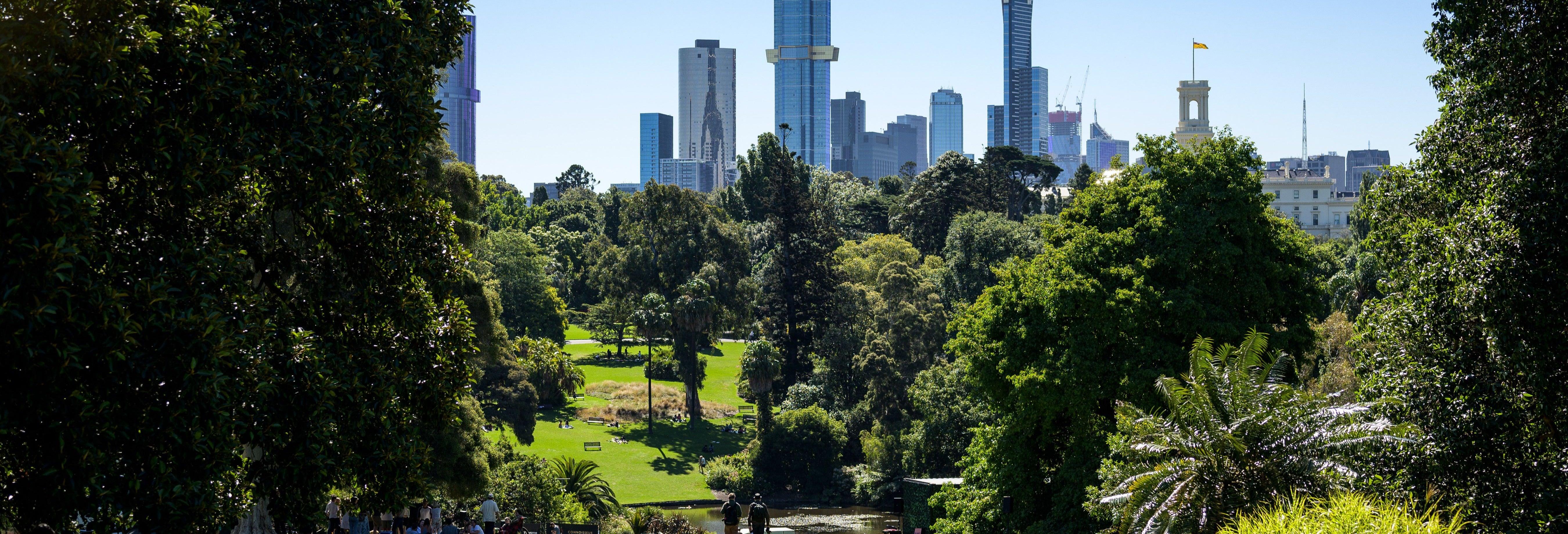 Visita guiada por Melbourne