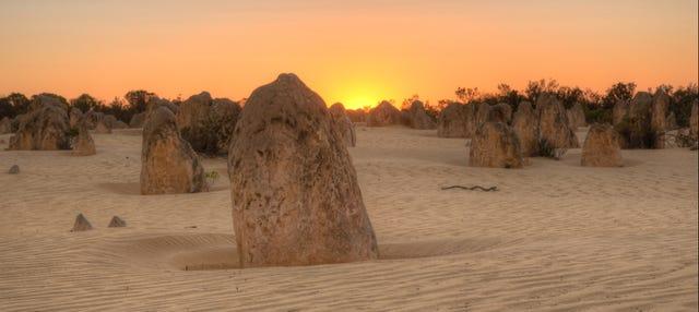 Excursión al desierto de los Pináculos