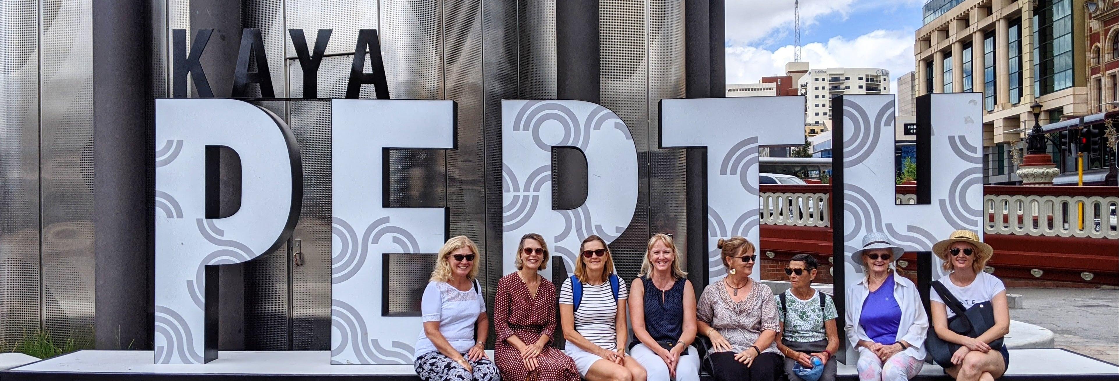 Visita guiada por Perth