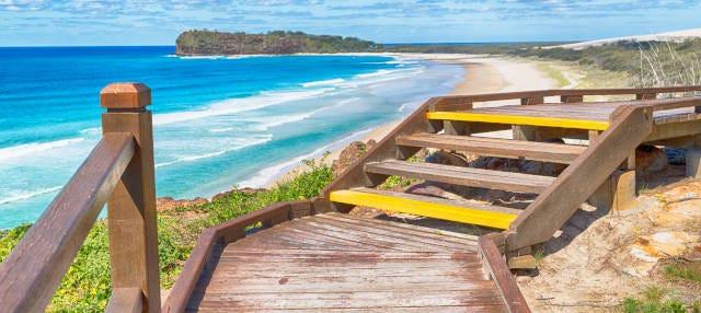Excursión de 2 días a Fraser Island