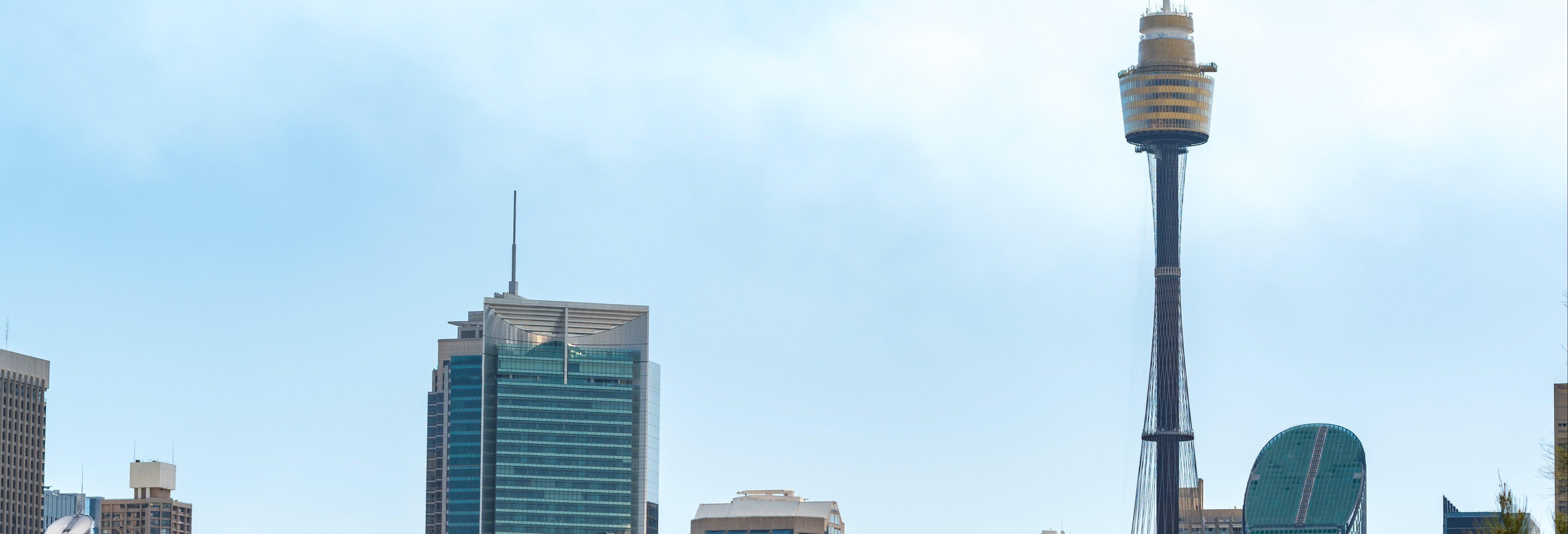 Sydney Tower Ticket