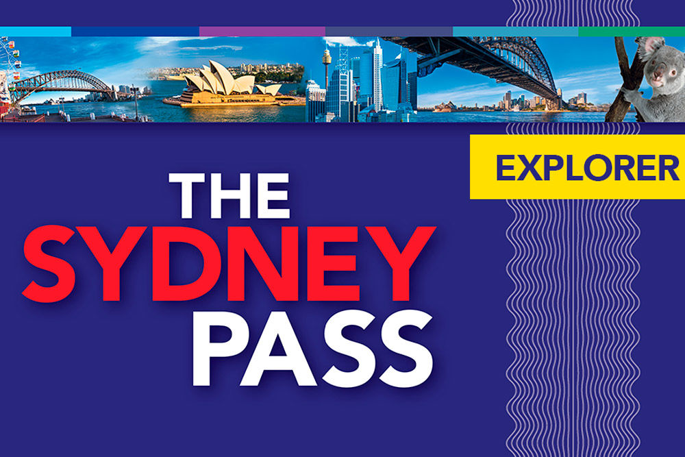 ,Sídney City Pass,Sydney Explorer Pass