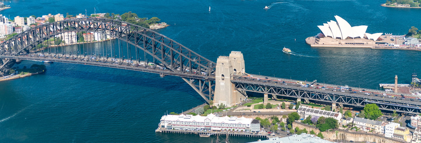 Sydney Helicopter Tour