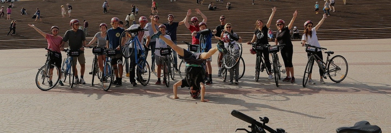 Tour en bicicleta por Sídney